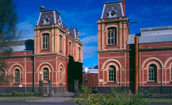 Spotswood Pumping Station