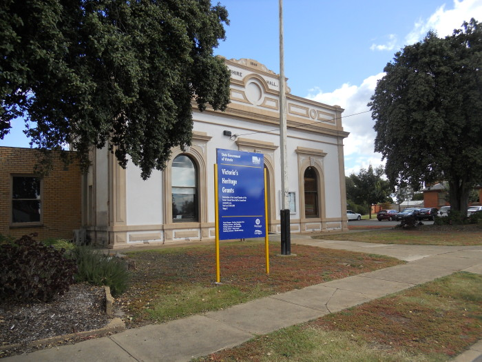 Stawell Court House 2011